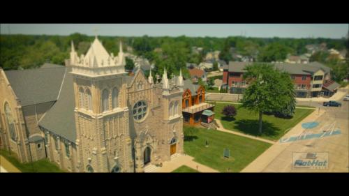 Marine City, MI - screen grab from upcoming video.